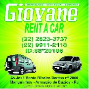 Giovane rent a car